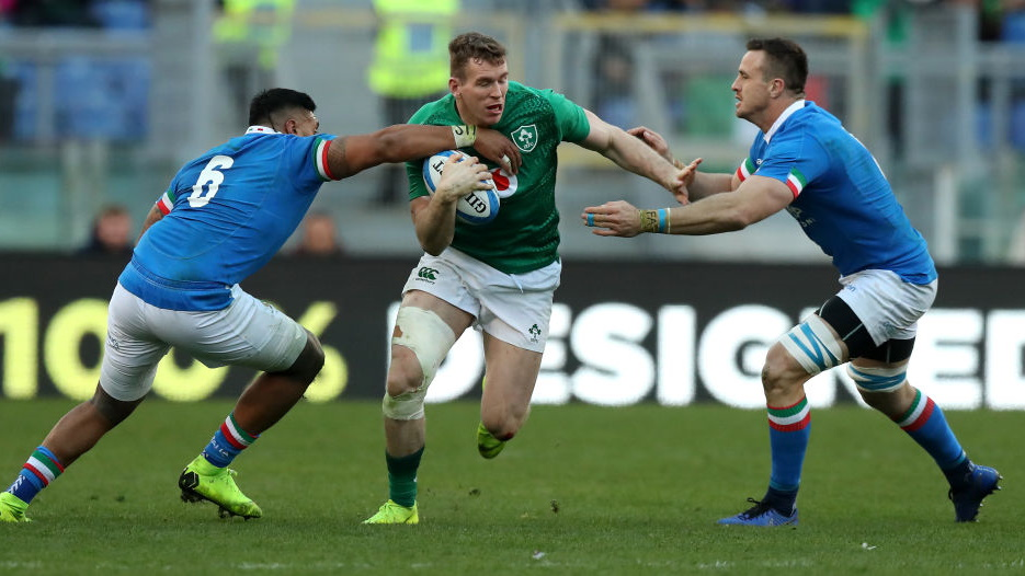 Ireland vs Italy live stream: how to watch rugby international match online from anywhere