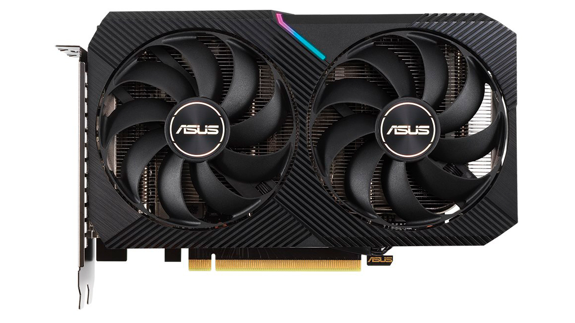Asus Reveals Compact Dual Fan GeForce RTX 3060