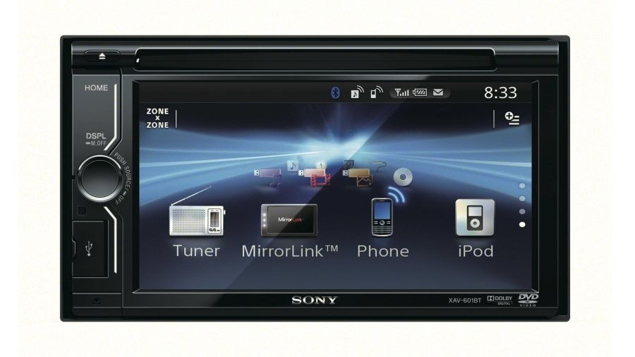 Use your phone to control your car using mirrorlink for Mirror zte phone to tv