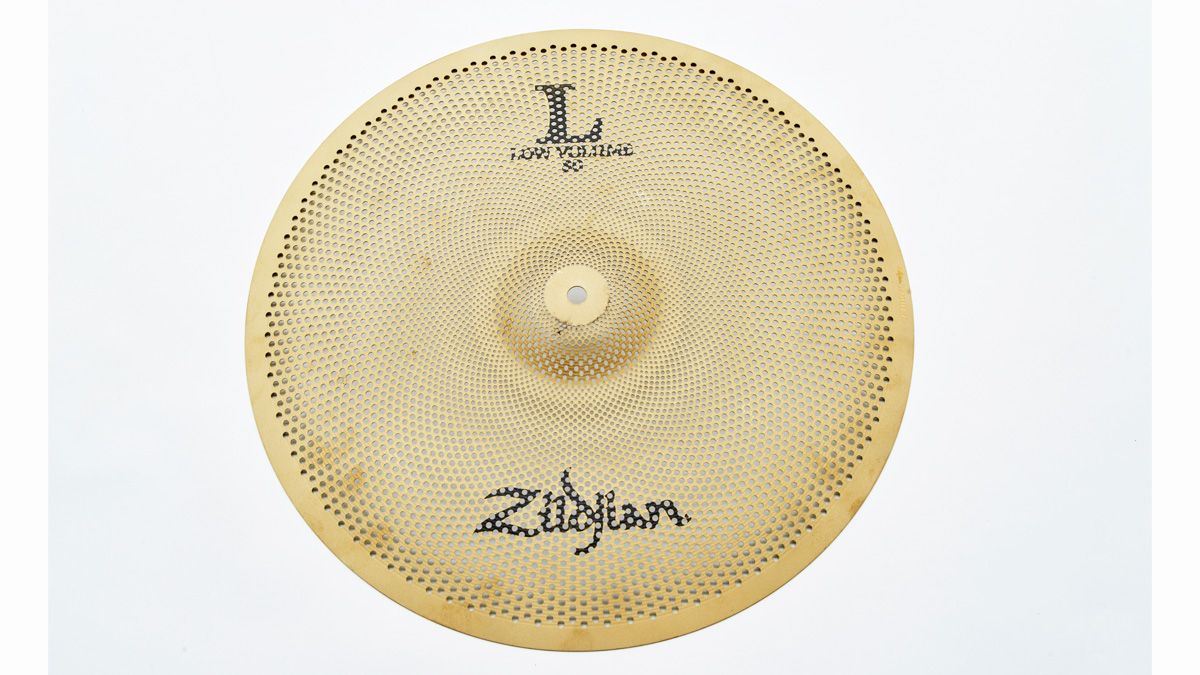 zildjian l80 low volume cymbals review musicradar. Black Bedroom Furniture Sets. Home Design Ideas