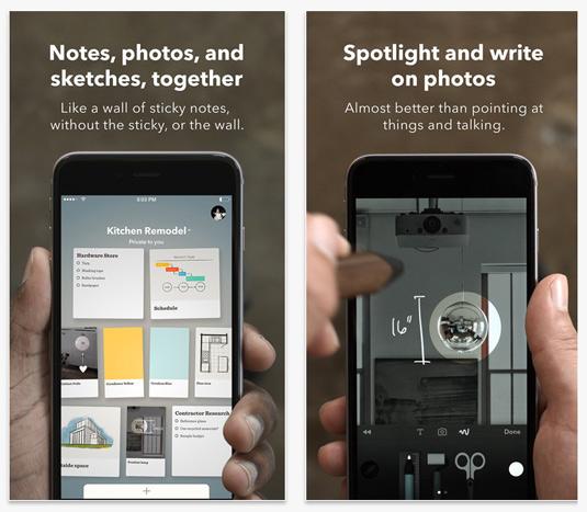 Best iPhone apps: Paper