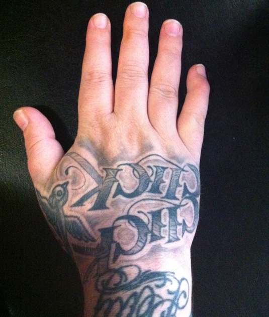awesome tattoos: Joshua Smith