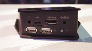 Mad catz mojo android console hands on review techradar - Mad catz mojo micro console ...