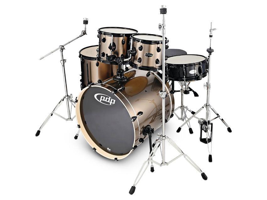 pdp mainstage drum kit review musicradar. Black Bedroom Furniture Sets. Home Design Ideas