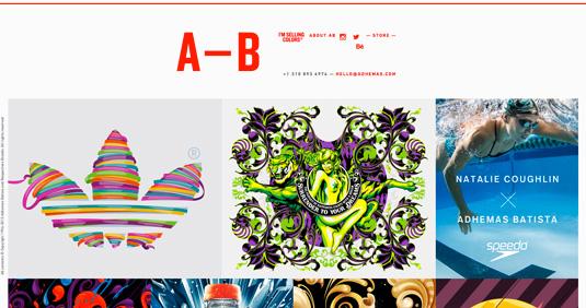 Adhemas Batista design portfolio
