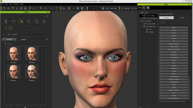 Review: Character Creator for iClone 6 | Creative Bloq
