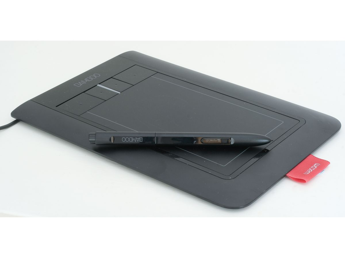wacom bamboo pen touch review techradar. Black Bedroom Furniture Sets. Home Design Ideas