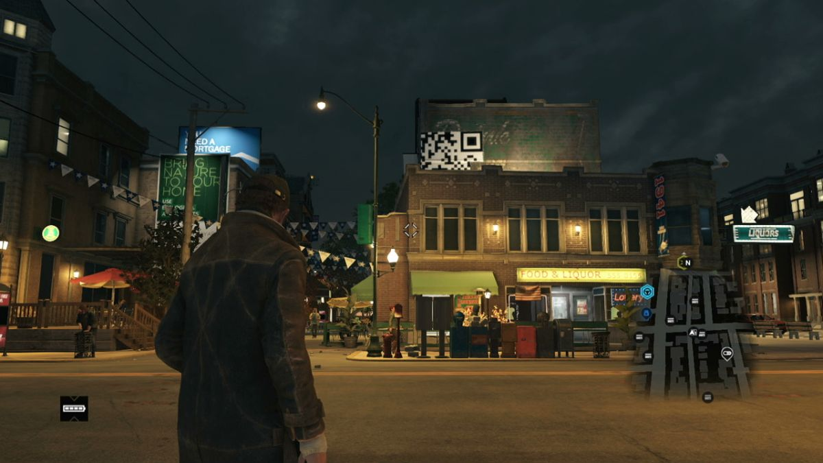 watch dogs qr codes investigation guide