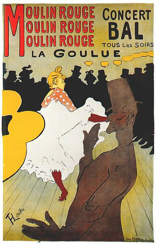 Vintage posters - Moulin Rouge
