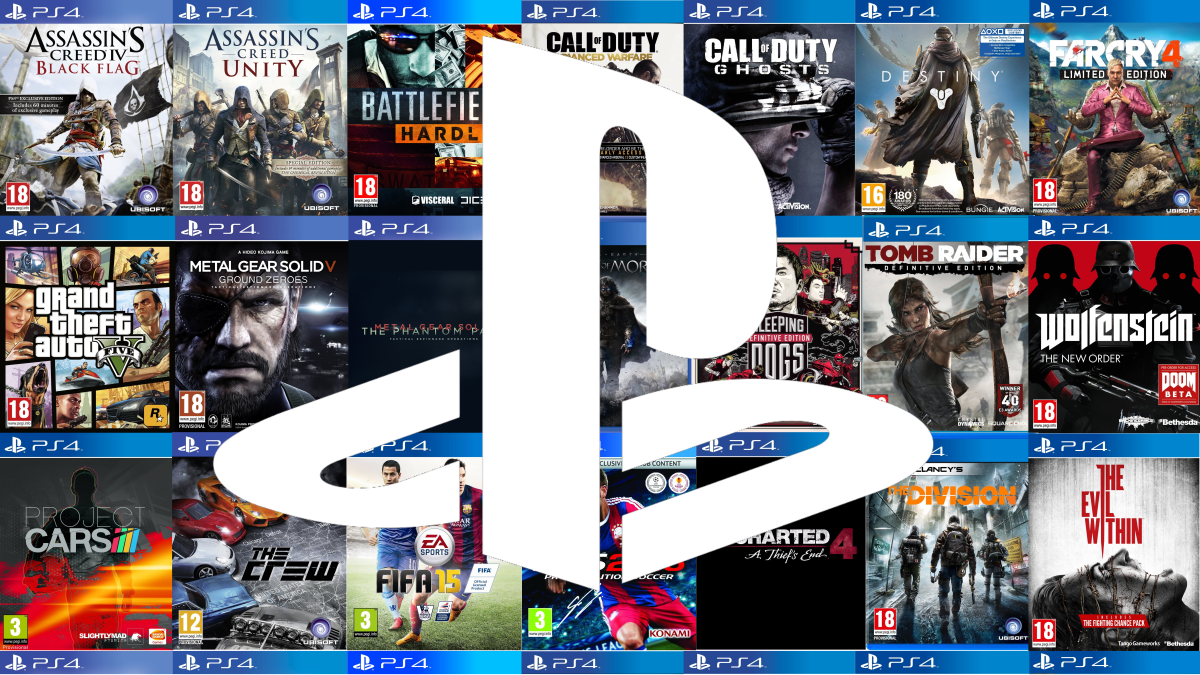 A Com Games On Ps4 : Best ps games all the must play and where to