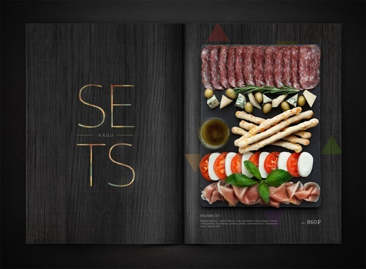 Inspiring menu designs creative bloq