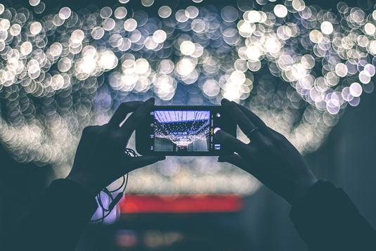 Smartphone photos: Burst mode