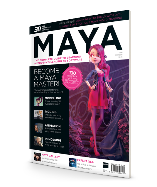 Buy issue 200 of 3D World and download this 132-page ebook for free!