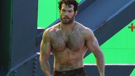 Man Of Steel Actor