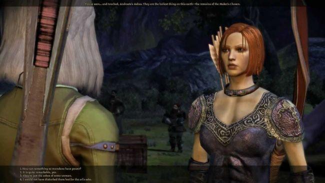 Leliana Dragon Age Sacred Ashes