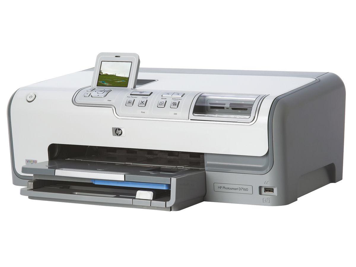 Hp photosmart d7145 printer