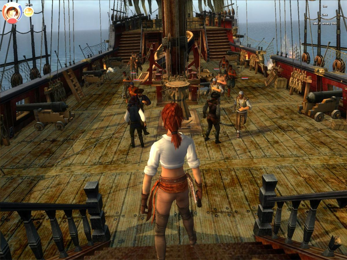 Age Of Pirates Caribbean Tales Review Gamesradar