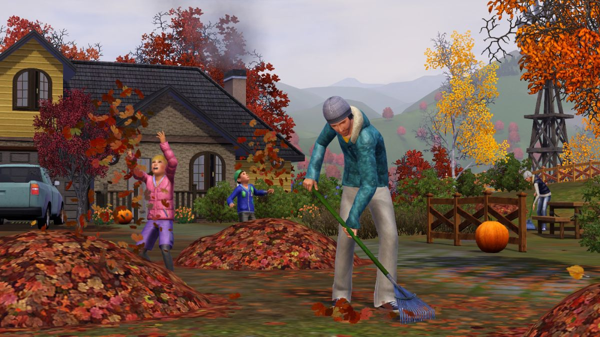 The Sims 3 Seasons Online Game Code Video Games