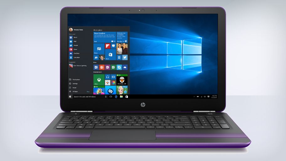 hp aims to weave gaming magic into new thread designed pavilion laptops techradar. Black Bedroom Furniture Sets. Home Design Ideas