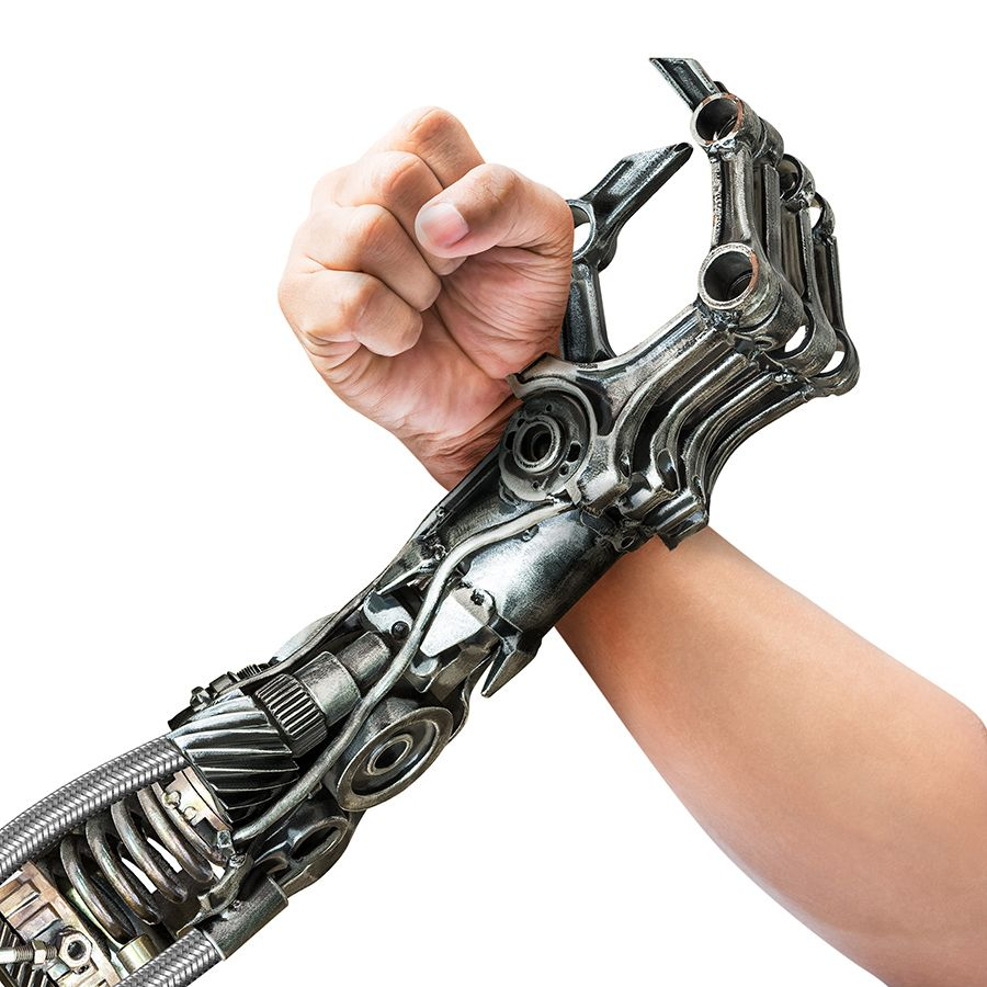 will robots really replace humans itproportal