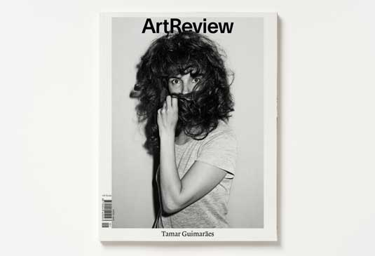ArtReview cover