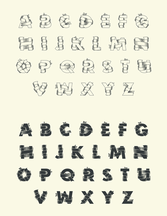 Free font: Unveil