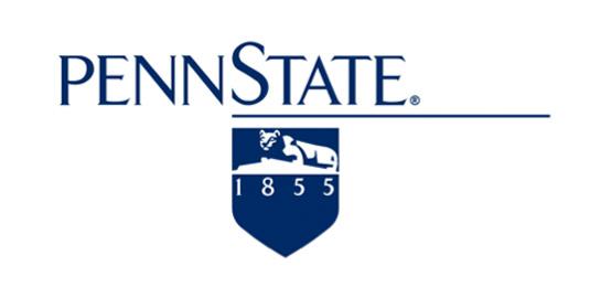 Penn Stte old logo