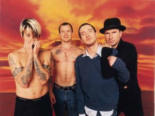 The Chili Peppers No timetable no agenda
