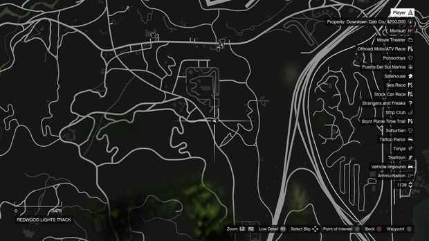 276Где находиться на карте тюрьма в гта 5