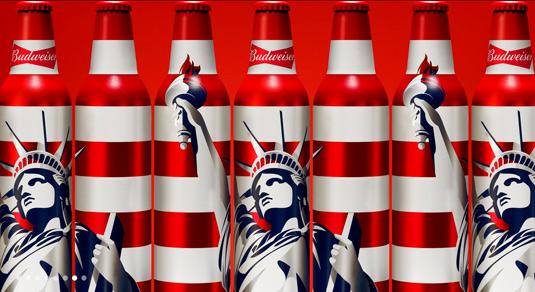 Budweiser rebrand