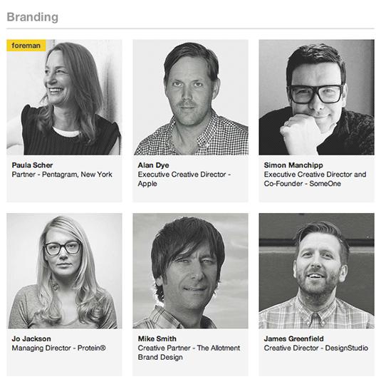 Win a design award: Judges