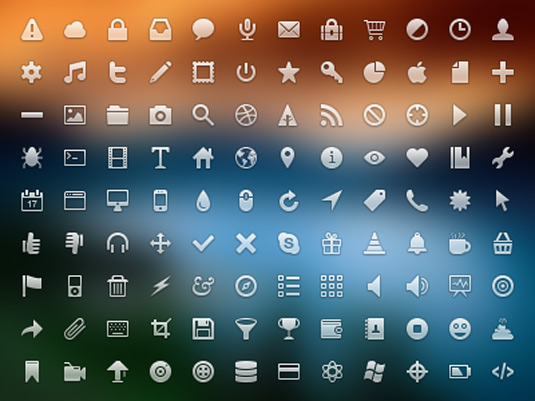 Free icons free 32px iconts set