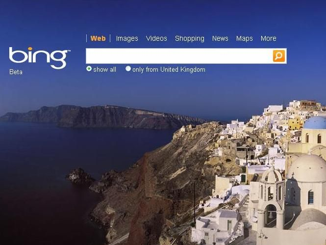 Bing Travel Indicator : Bing accused of copying travel website techradar