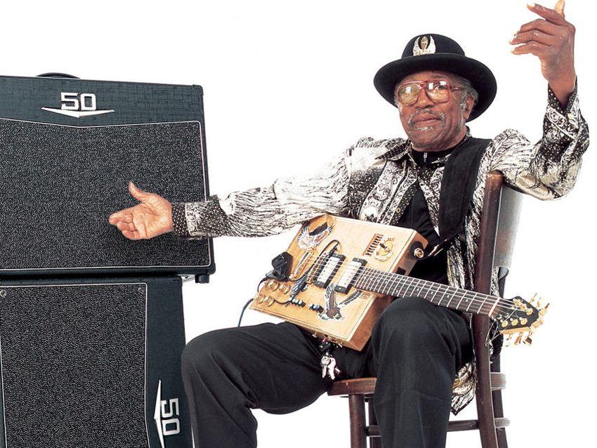 Rock Pioneer Bo Diddley Dies At 79 Musicradar