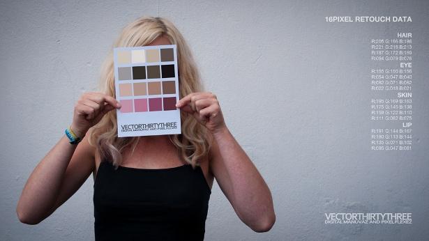 Vectorthirtythree - 16 Pixel Retouch