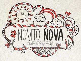 Fuentes manuscritas libres Novito Nova