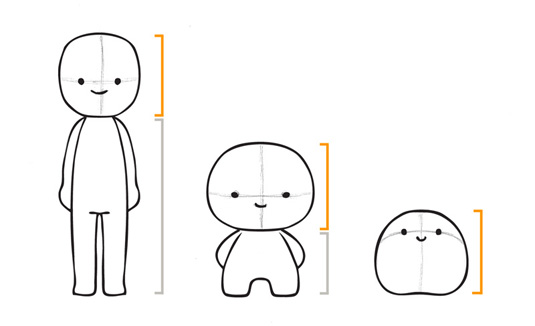 Character Design Body : Tips for kawaii character design creative bloq