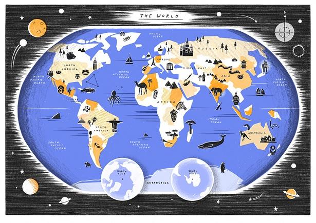 Owen Gatley - The World