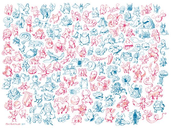 Pokémon zine