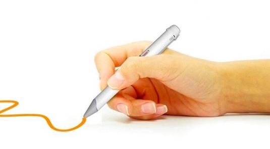 Scribble pen