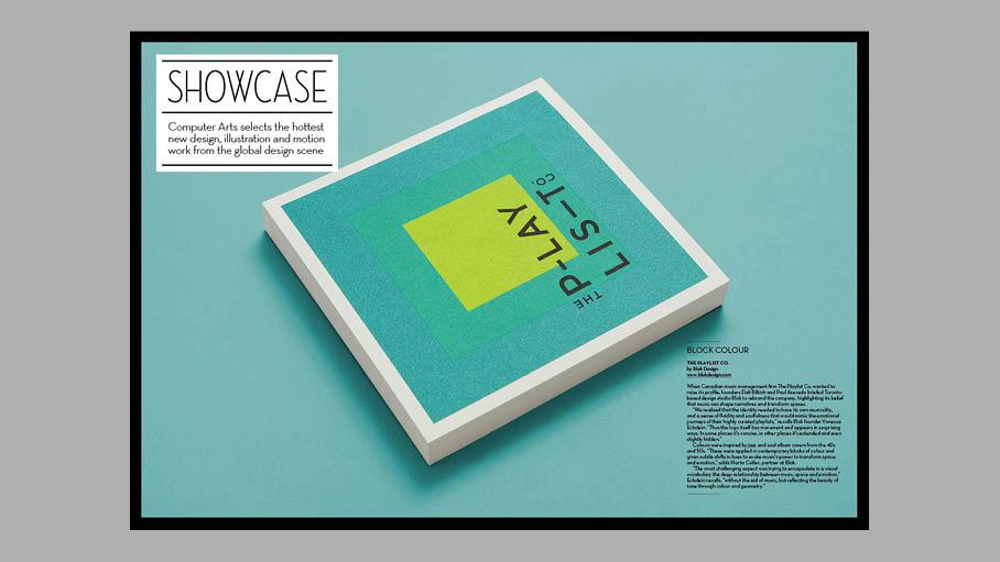 Computer Arts 255: showcase