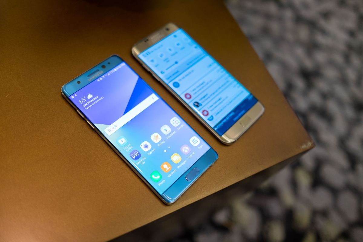 Galaxy note 7 edge release date