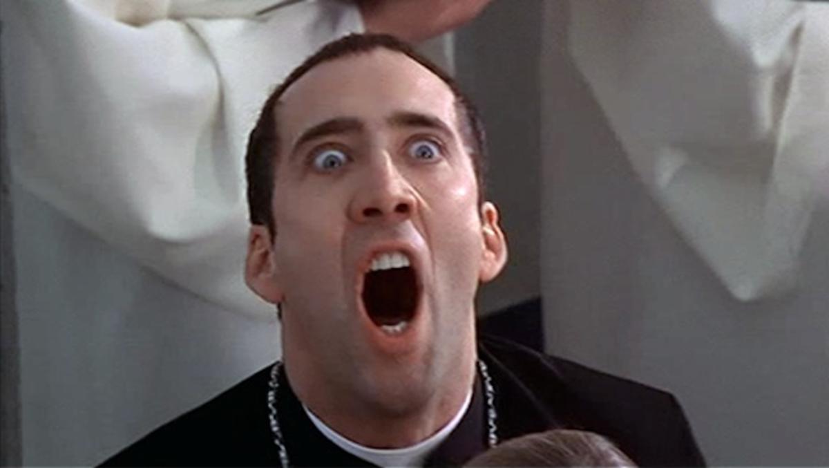 Vicente Fox Pedo. Nicolas Cage se pelea. Ya te la Zares. Zares del Universo.