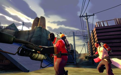 Team Fortress 2 review | GamesRadar+