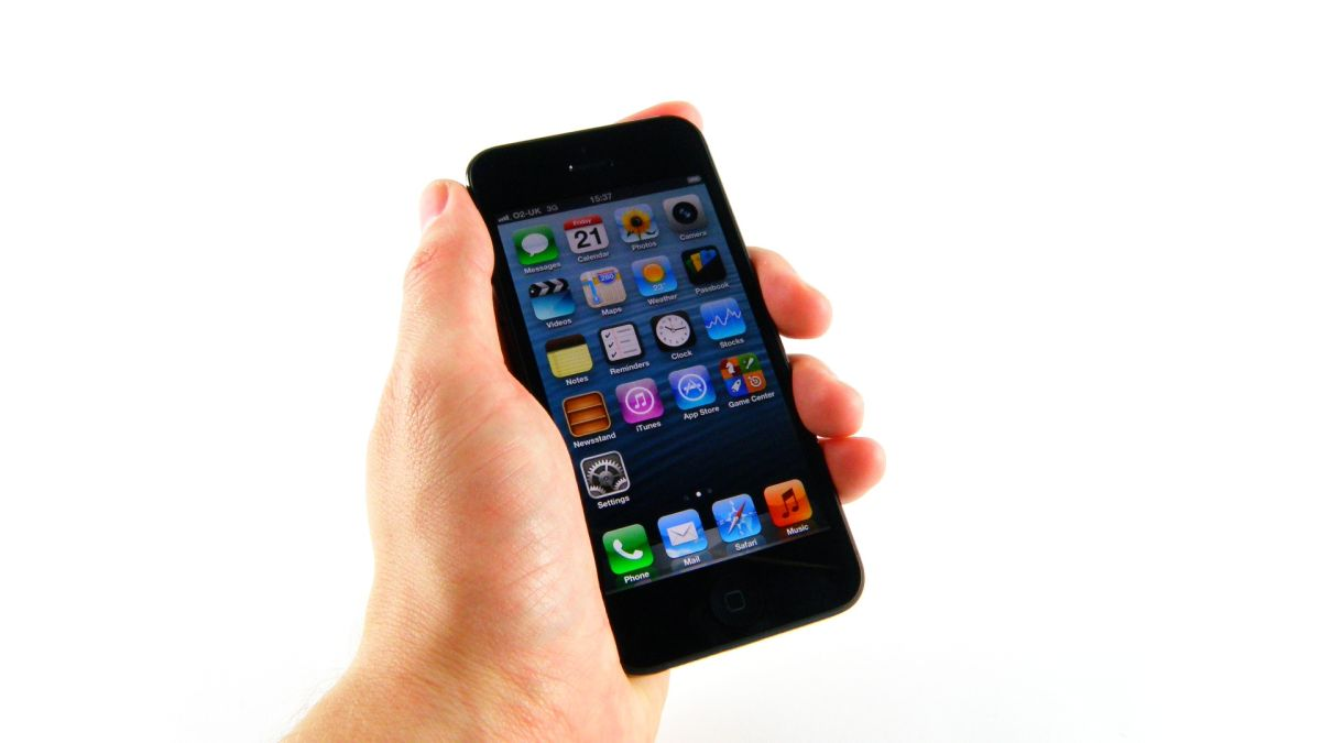 iPhone 5 review | TechRadar