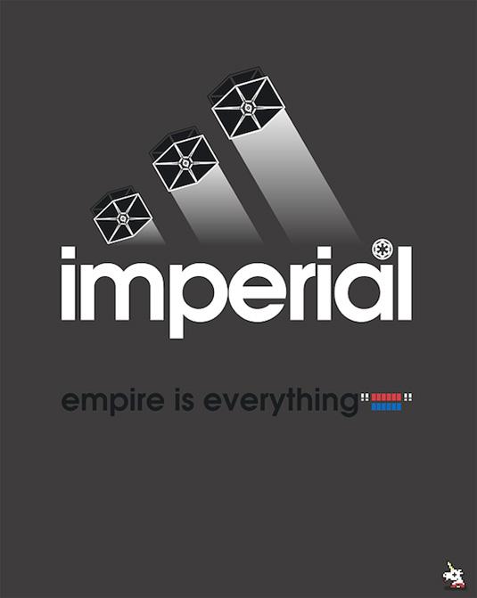 star wars branding