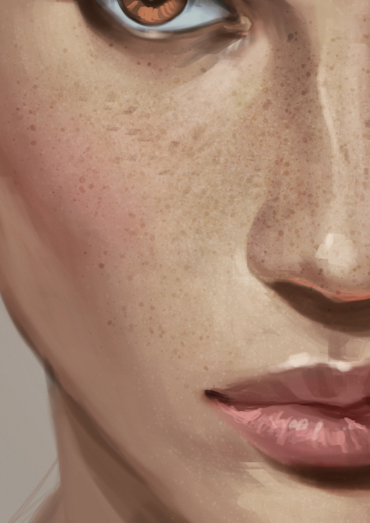 Best brushes for painting skin