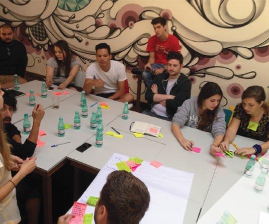 Ideas discussion