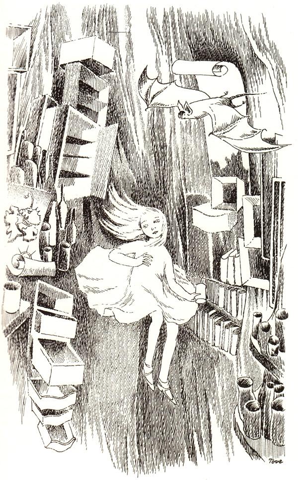 Alice in Wonderful Tove Jansson