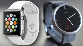 moto 360 watch. the fabled iwatch compared first circular android watch moto 360 a